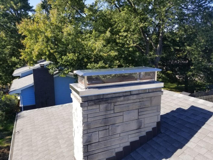 Chimney cleaning in Indianapolis, Indiana
